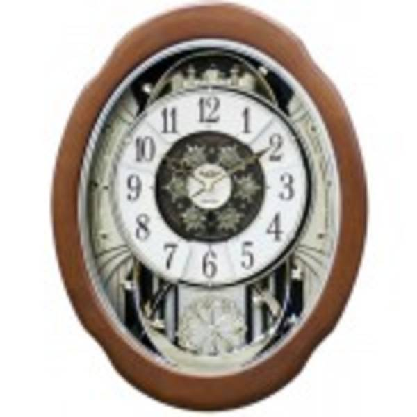 Magnificent Rhythm Clock with 30 melodies style 4MH884WD06  $675.00